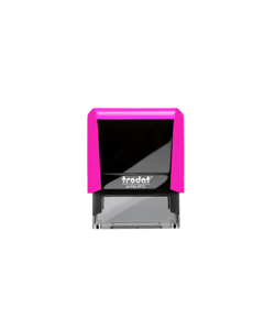 TR4913 MN Neon Pink Notary Stamp